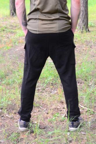 Штаны Modern Cossack черный