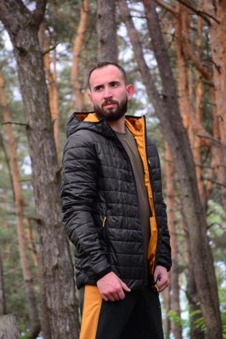 Куртка G-Loft HUNTER черная